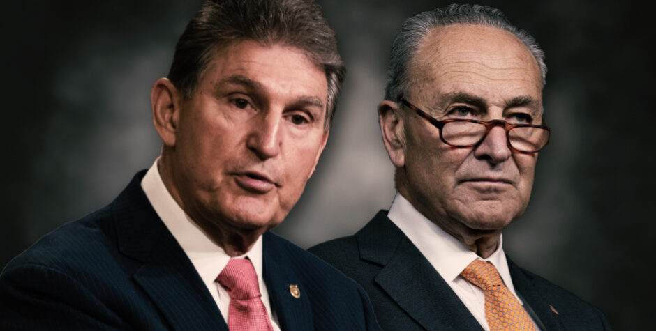 Sen. Manchin, S. 1 by Any Other Name Is Still Unconstitutional