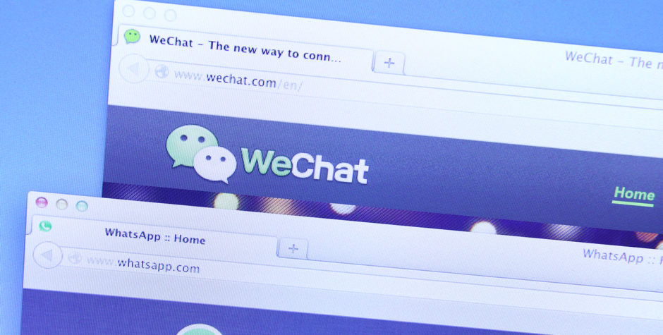 Wechat rejected friend request