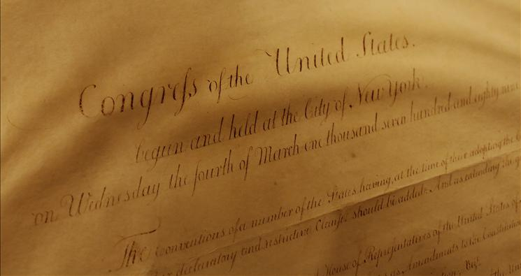 the bill of rights and the importance of limited government